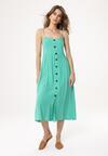 Zielona Sukienka Homoatomic