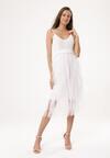 Biała Sukienka Bar