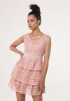 Różowa Sukienka Cosmology