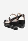 Czarne Sandały Precipitateness