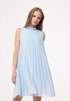 Jasnoniebieska Sukienka Tuned