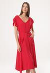 Czerwona Sukienka Inborn