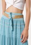 Jasnoniebieska Spódnica Moldable