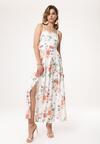 Biała Sukienka Stay Afloat