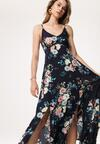 Granatowa Sukienka Be Handy