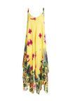 Żółta Sukienka Bob Up