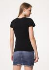 Czarny T-shirt Eight