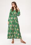 Zielona Sukienka It Is Sunlit