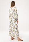 Biała Sukienka It Is Sunlit