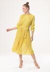 Żółta Sukienka Ferrous