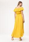 Żółta Sukienka Yearly