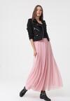 Różowa Spódnica Impressible