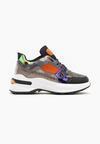 Szare Sneakersy Platinum
