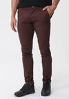 Brązowe Spodnie Unhinged