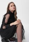 Czarna Sukienka Anecdotic