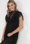 Czarna Sukienka Characteriz