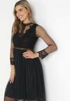 Czarna Sukienka Describi