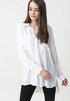 Biała Koszula Zinc