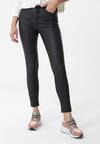 Czarne Spodnie Hailey