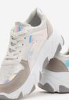Białe Sneakersy Paislee