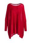 Czerwony Sweter Evangeline