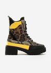 Żółte Botki  Jordan