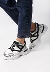 Białe Sneakersy Sarai