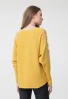 Żółty Sweter Octavia