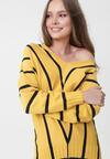 Żółty Sweter Jordan