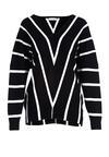 Czarny Sweter Jordan