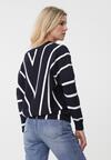 Ciemnoniebieski Sweter Jordan