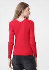 Czerwony Sweter Anahi