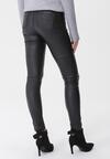 Czarne Spodnie Mikaela