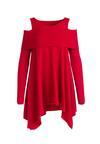 Czerwony Sweter Noa