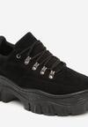 Czarne Sneakersy Bethany