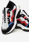 Białe Sneakersy Kaydence