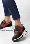 Zielone Sneakersy Kora