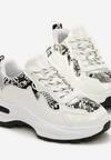 Białe Sneakersy Henley