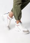Białe Sneakersy Baylee