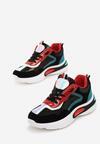 Czarne Sneakersy Yareli