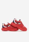 Czerwone Sneakersy Zariyah