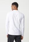 Biała Koszulka Lennox