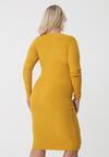 Żółta Sukienka Roselyn