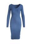 Niebieska Sukienka Roselyn