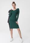 Zielona Sukienka Roselyn