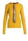 Żółty Sweter Leyla