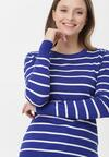 Ciemnoniebieski Sweter Meghan