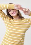 Żółty Sweter Meghan