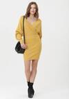 Żółta Sukienka Emilee