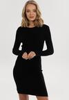 Czarna Sukienka Belen